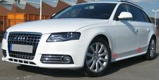 Audi A4 B8 S-Line SIDE SKIRTS / SIDE BAR / SPOILERS PU-Plastic NEW !!!