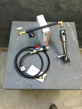 JF#1 burner kit (full kit with ignition, propane regulator, valve, plumbing)
