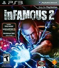 Infamous 2  (Sony Playstation 3, 2011) PS3 NEW