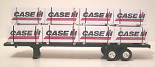 farm toy, ertl, 1/64 scale trailer loads  set of 12 shipping included  CASE