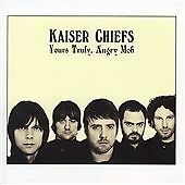 Kaiser Chiefs - Yours Truly, Angry Mob CD ALBUM + DVD  NEW - NOT SEALED