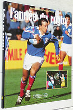 ANNEE DU RUGBY 1994 N°22 TOURNOI V NATIONS WALES TOULOUSE ASM MONTFERRAND USAP