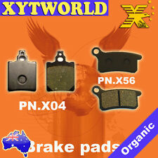 FRONT REAR Brake Pads for KTM 65 SX 2002-2008