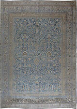 Oversized Antique Persian Khorassan Rug BB5127
