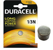 PILA 1/3N DURACELL DL1/3N  2L76 CR1/3N LITHIUM LITIO BATTERIA battery 1/3 N