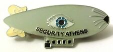 Pin Spilla Olimpiadi Athens 2004 - Dirigibile Security Athens