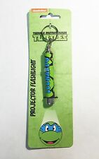 TMNT Teenage Mutant Ninja Turtles Leonardo - Projector Flashlight Keychain
