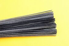 100 pcs violin (black+white+black) wood strip, decorative rib material parts