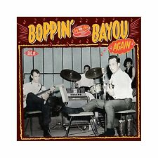 AA.VV. Boppin' By The Bayou Again CD NEW .cp