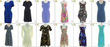 JOB LOT OF 48 VINTAGE DRESSES - Mix of Era's, styles and sizes (18191)*