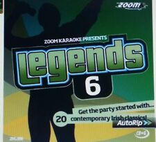KARAOKE CDG     ZOOM LEGEND  VOL 6    20  TOP IRISH TRACKS