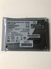 """Intel DC S3500 480GB SATA 6Gbps MLC Enterprise Class 2.5"""" SSD - SSDSC2BB480G401"""