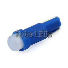 Blue COB LED T5 Wedge 12v Interior LED Bulb