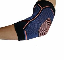 Kunto Fitness Elbow Brace Compression Support Sleeve , SIZE: SMALL     S
