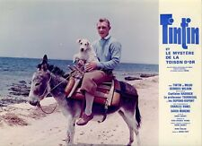 JEAN-PIERRE TALBOT TINTIN ET LE MYSTERE DE LA TOISON D'OR 1961 PHOTO ORIGINAL #8
