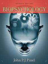 Biopsychology by John Pinel