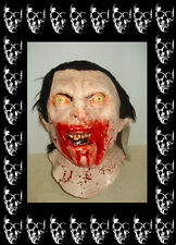 HALLOWEEN MASK ZOMBIE HORROR LAYTEX MONSTER