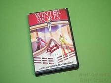 Sports d'hiver amstrad game-electric dreams (clam case)
