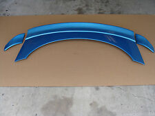 98-02 Camaro RS Package Y3F 3 Piece Rear Spoiler Light Blue 070116