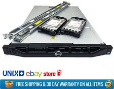 Dell PowerEdge R410 Dual E5620 2.4Ghz 32GB 2x250GB DELL SATA Bezel Rail Included