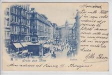 AK Wien I, Graben, 1899