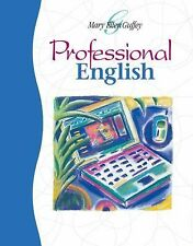 Professional English, Guffey, Mary Ellen, Very Good Book