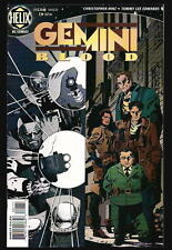 GEMINI BLOOD US HELIX DC COMIC VOL.1 # 1/'96