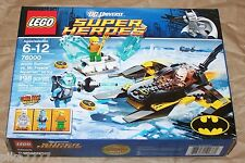 LEGO Arctic Batman vs Mr Freeze Aquaman on Ice 76000 DC Universe Super Heroes