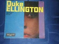 DUKE ELLINGTON - BLUE SKIES - 1964 BRAVO LABEL E.P. - JAZZ CLASSICS