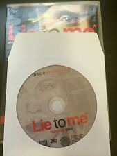 Lie to Me – Season 1, Disc 2 REPLACEMENT DISC (not full season)
