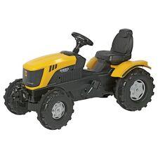Rolly Toys JCB 8250  Traktor ohne Frontlader Trettraktor gelb