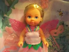 Evi love magic fairy doll par simba toys nrfb glow in the dark accessoires rose