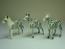 Lote Playmobil 3677 Color Diorama Animales Cebra Zoo Africa Safari Selva Arca