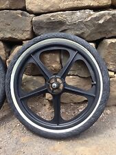 NOS Skyway Mags with whitewall Animal Tires