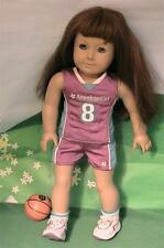 American Girl label Basketball Outfit  IV  2013