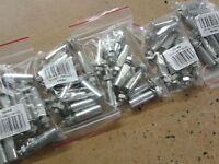 "Cotter Pins (Standard 3/8"") Bag of 50 (NEW!) Cycle Bike Bicycle Crank"
