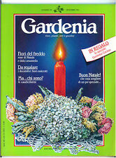 GARDENIA NUM. 92 DICEMBRE 1991 MONDADORI FIORI PIANTE ORTI GIARDINI