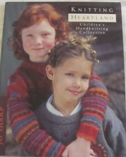Knitting Heartland Children's Handknitting Collection by Jo Sharp