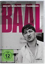 DVD * BAAL ~ FASSBINDER / SCHLÖNDORFF / BRECHT # NEU OVP §