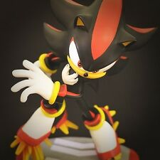 "15"" Sonic the Hedgehog: Shadow Statue by First 4 Figures *Never Opened*"