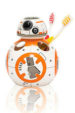STAR WARS VII 7 BB-8 BB8 BB 8 DROID TOOTHBRUSH HOLD FOR BATHROOM ROBOT DISNEY #1