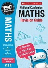 Maths Revision Guide - Year 5 (National Curriculum Tests) (Paperb. 9781407159898
