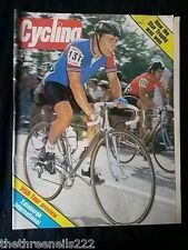 CYCLING - EDINBURGH INTERNATIONAL - SEPT 21 1985