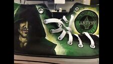Arrow Hand Painted High Tops Customised To Order