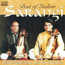 Ustad Sabri Khan & Kamal Sabri-Best Of Indian Sarangi (India) CD NEW