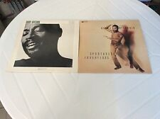 Lotto 2 Lp Bobby Mcferrin (The Voice/spontaneous Invenctions) Mint/mint Jazz !!!