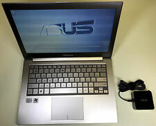 "ASUS ZenBook UX31E 13.3"" 1.7GHz Core i5 4GB RAM 128GB SSD Windows 7 Ultimate 64"