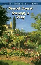 Dover Thrift Editions: Swann's Way by Marcel Proust (2002, Paperback, Unabridged