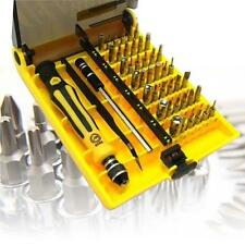 45 in 1 Torx Precision Screwdriver Set For Cell Phone Laptop Repair Tool Kit SM