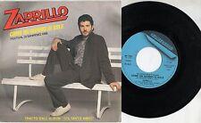 MICHELE ZARRILLO disco 45 g. COME UN GIORNO DI SOLE stampa ITALIANA Sanremo 1988